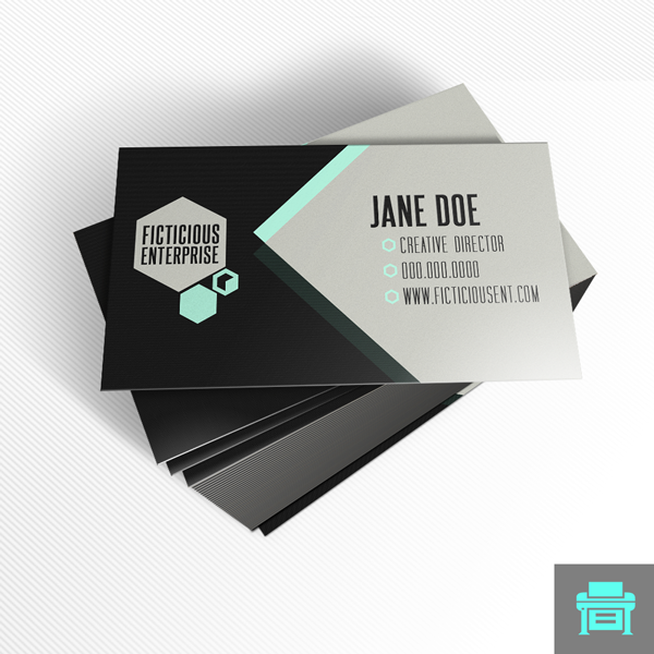AU Central Business Cards for Online Printing